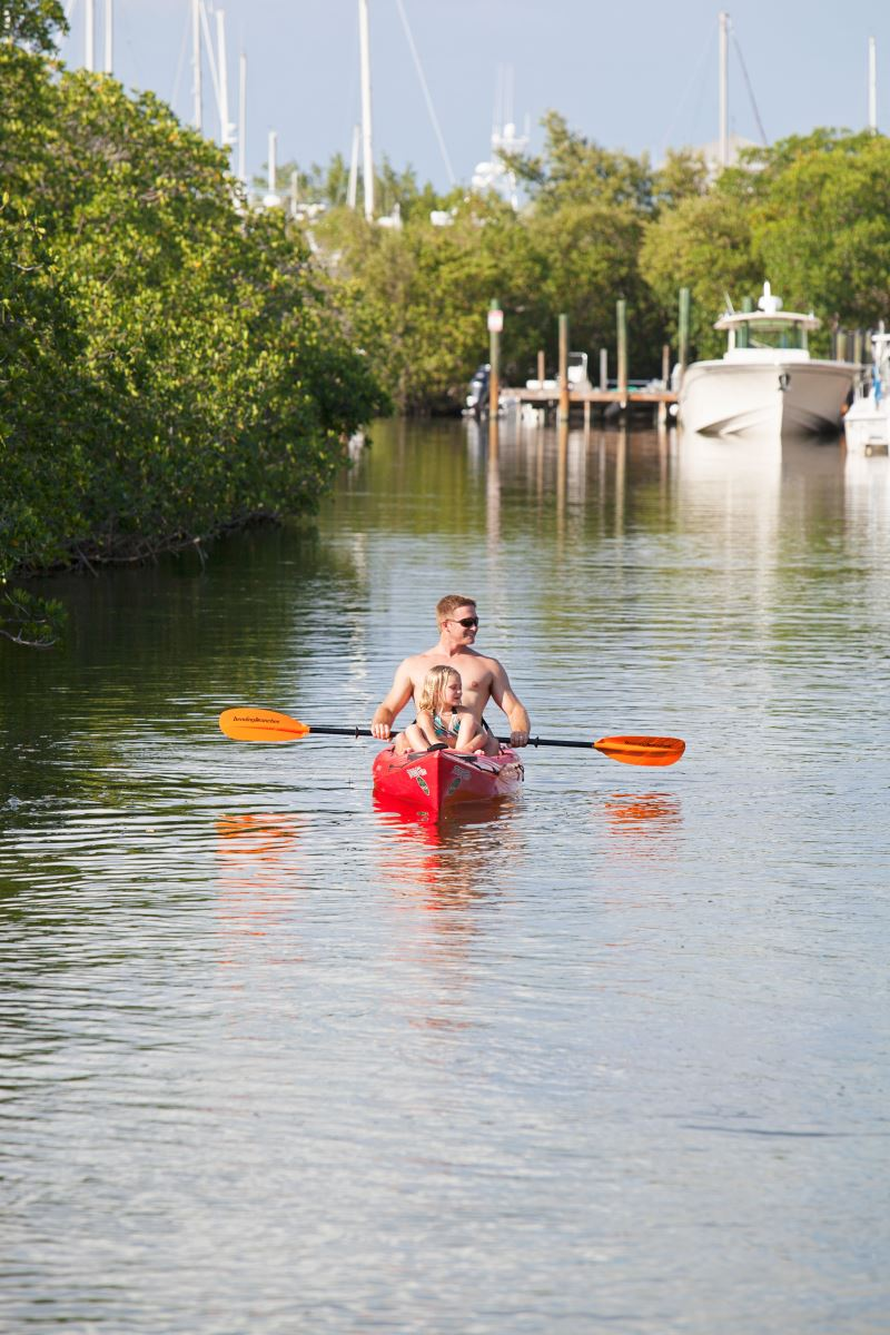 Things To Do On Islamorada Float The River